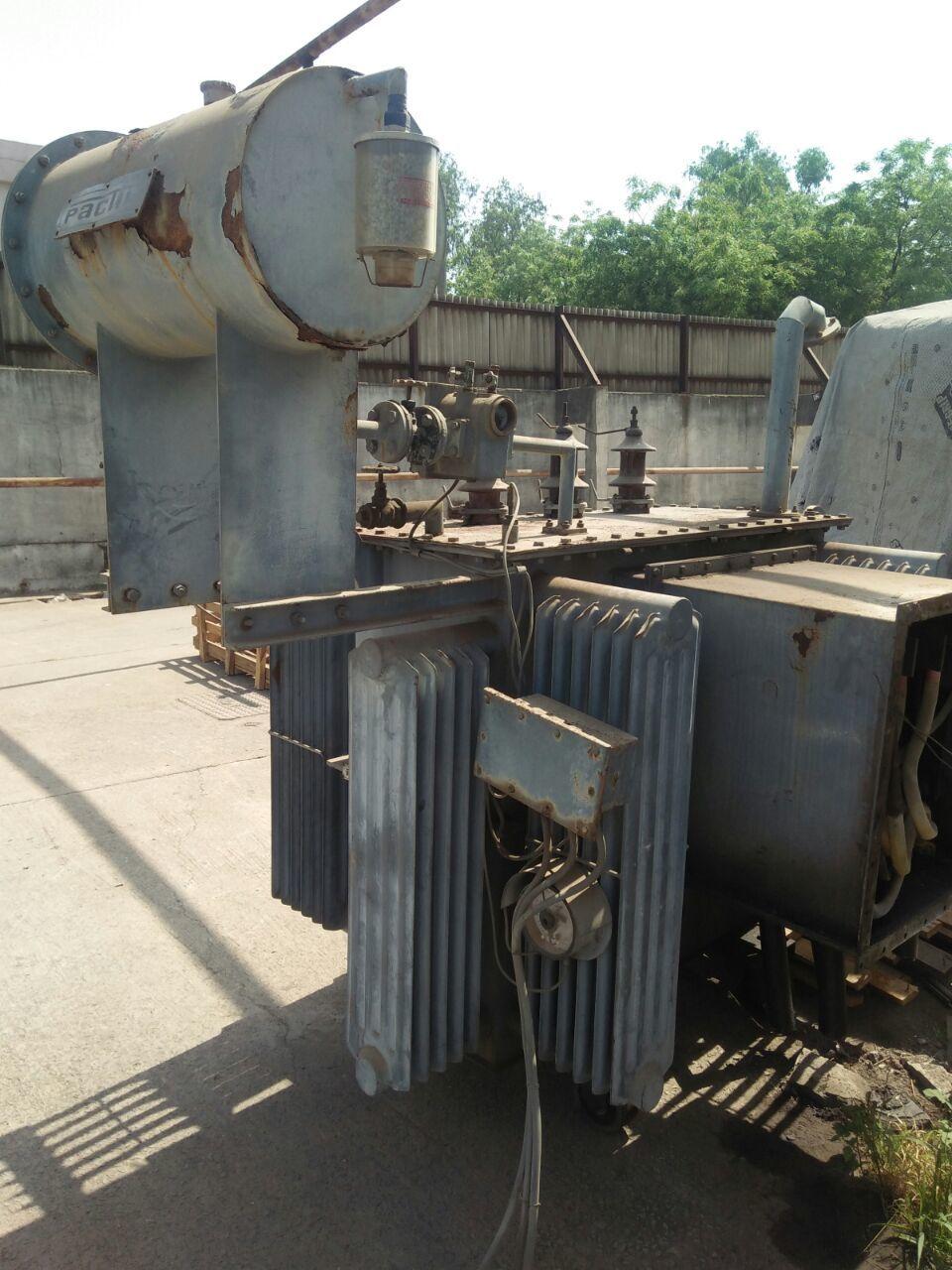 Power tranformer.2 750 kva