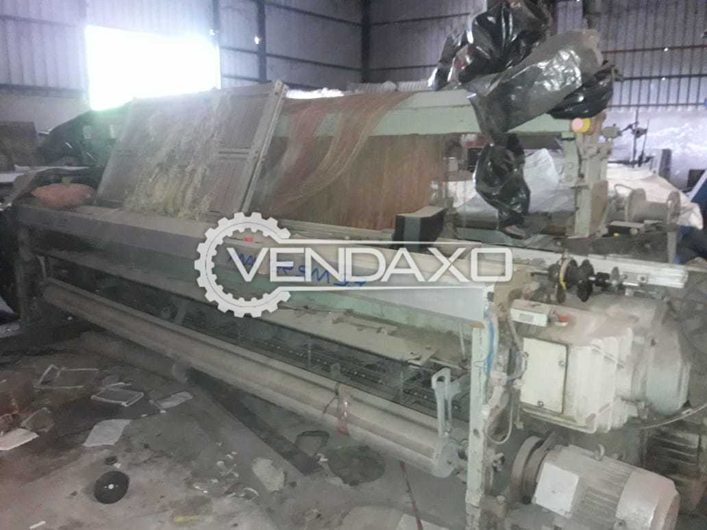 Somet Master SM93 Loom Machine - Width - 230 CM
