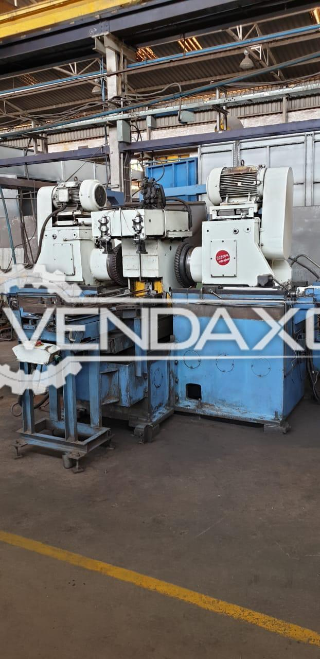 Indian Make CNC Duplex Milling Machine - Between : 800 mm