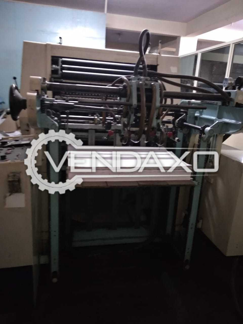 Mitsubishi Daiya I-2 Offset Printing Machine - 2 Color