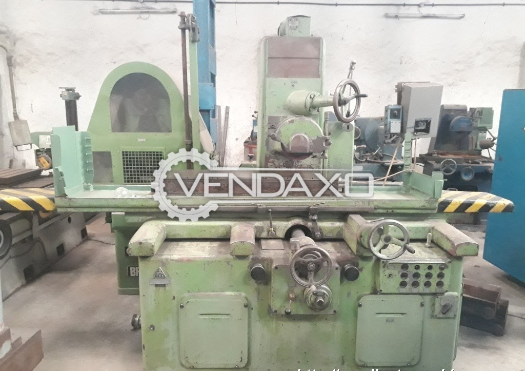 TOS BPH-300 Surface Grinding Machine - Table Size : 300 x 1000 mm