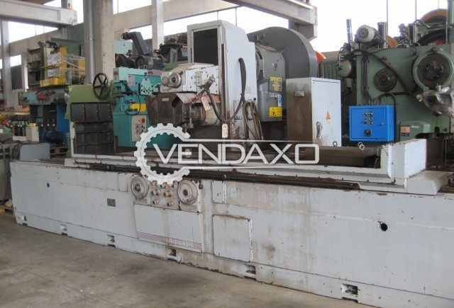Favretto TC-300 Surface Grinding Machine - Table size : 3000 x 500 mm