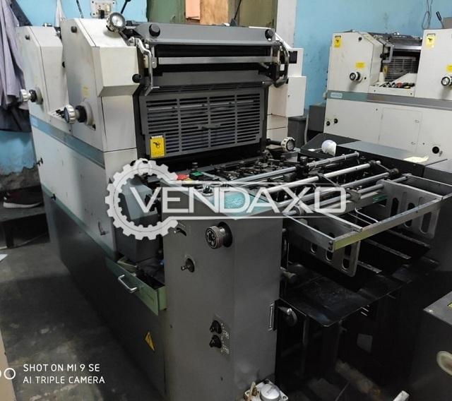Hamada C248 Offset Printing Machine - Size - 14 x 19 Inch, 2 Color