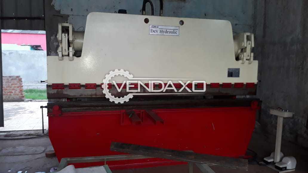 Dev Hydraulic Shearing Machine - 6mm x 3 Meter