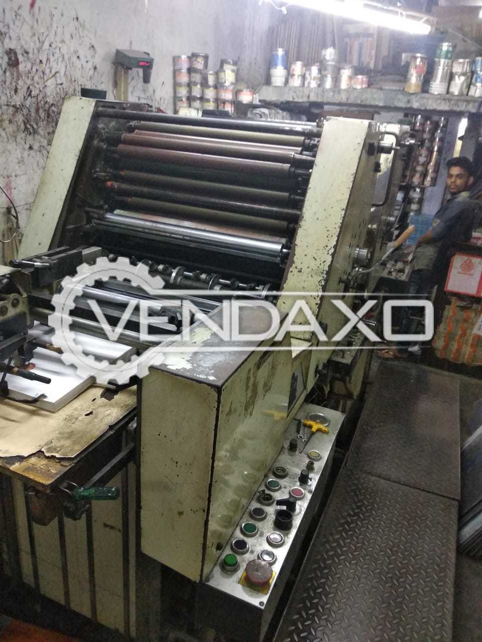 Adast Dominant 725 Offset Printing Machine - 2 Color