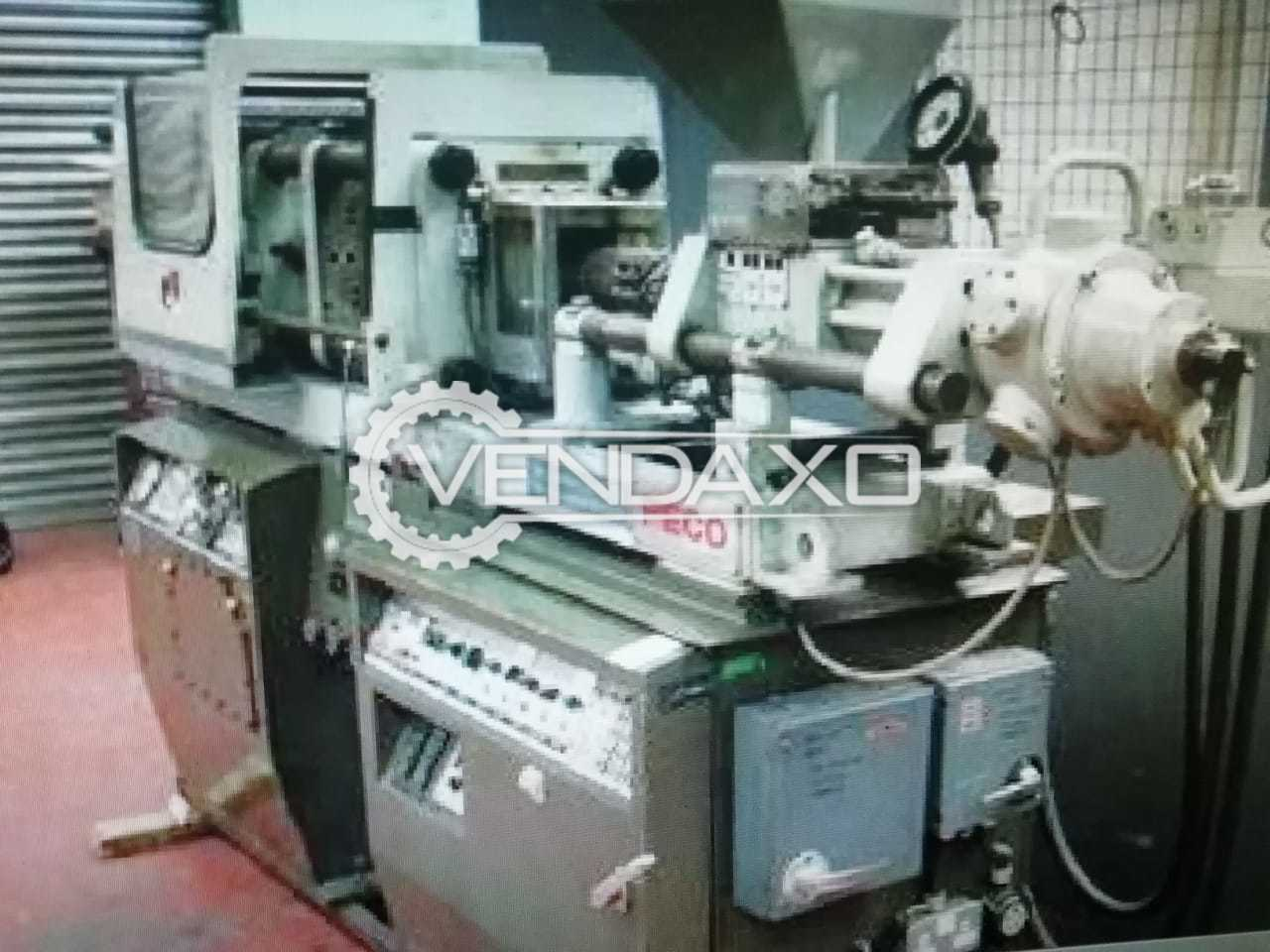 GKN Peco Injection Moulding Machine - 50 Ton