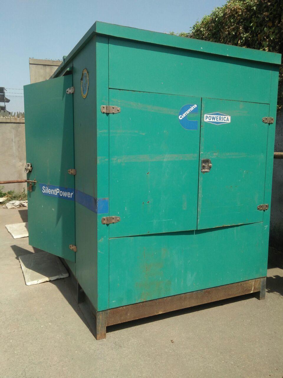 Diesel Generator - 160 kVA