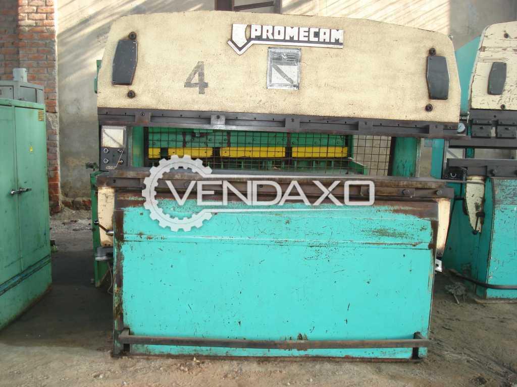 Promecam RG 35/20 Press Brake Machine - 40 Ton