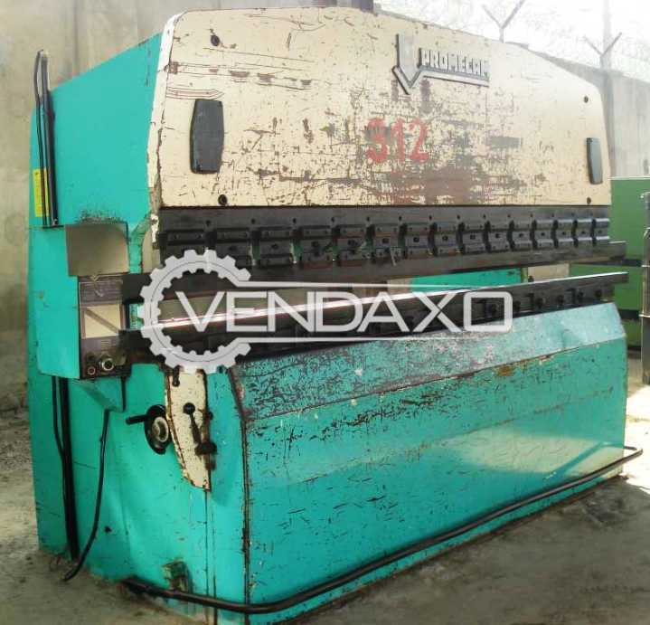 Promecam RG 3000/100 Press Brake Machine - 100 Ton