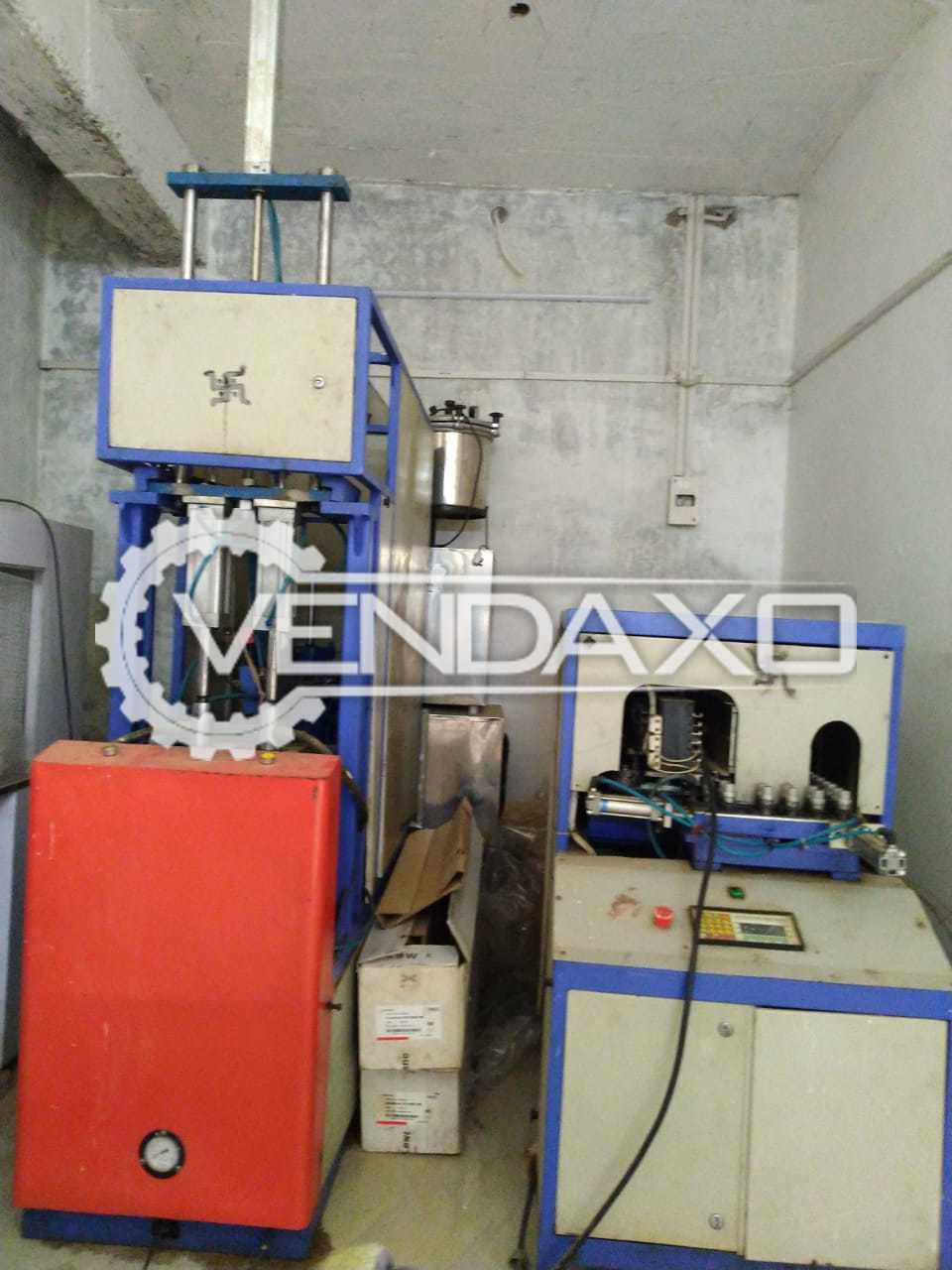 Available For Sale Semi Blow Moulding Machine