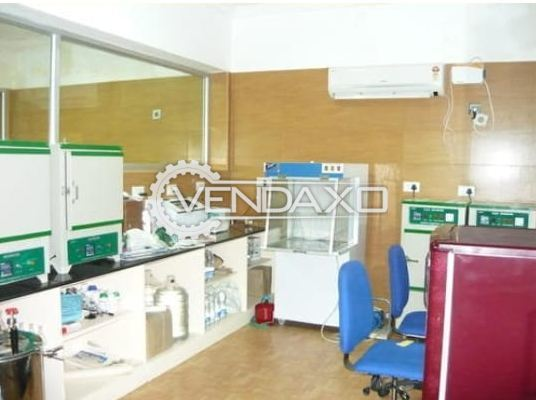 Available For Sale ISI Quality Control Laboratory Setup With Chemical