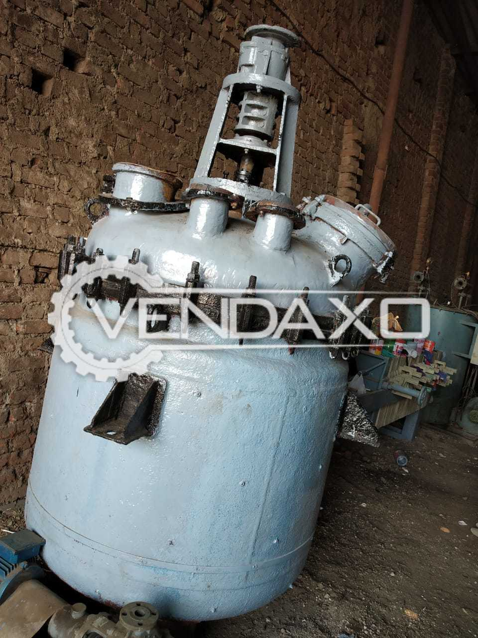 GMM Glass Line Reactor (GLR) - 1 KL