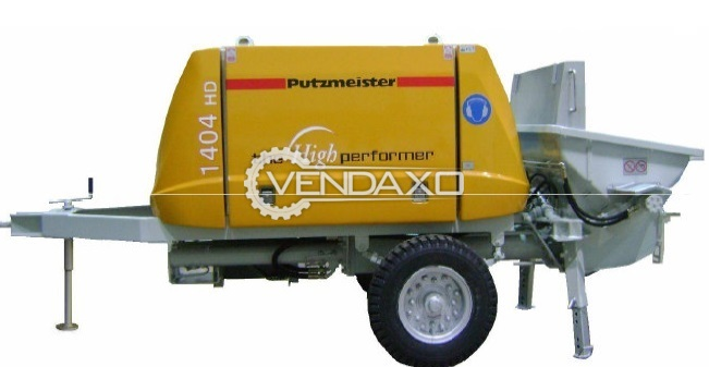 Putzmiester BSA-1404HD-e-Smart Concrete Pump