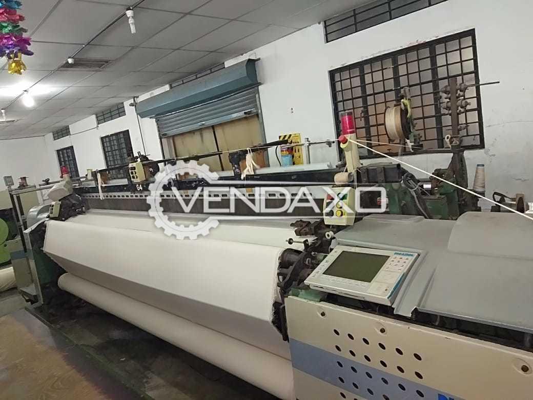 Picanol Gamma Loom Machine - Width - 340 CM