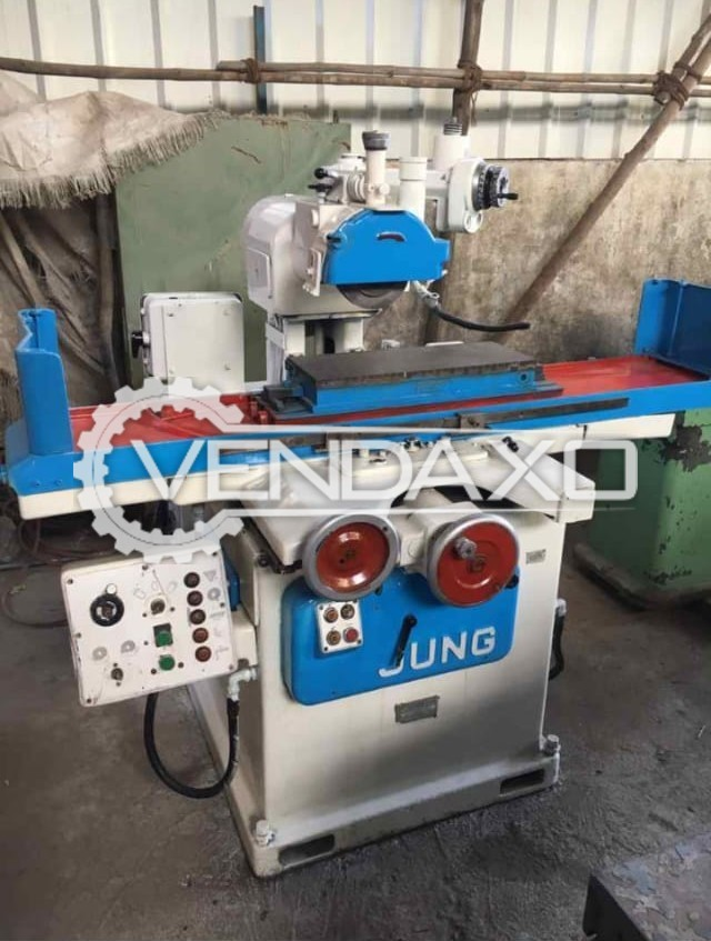 JUNG Surface Grinding Machine - 200 X 600 mm