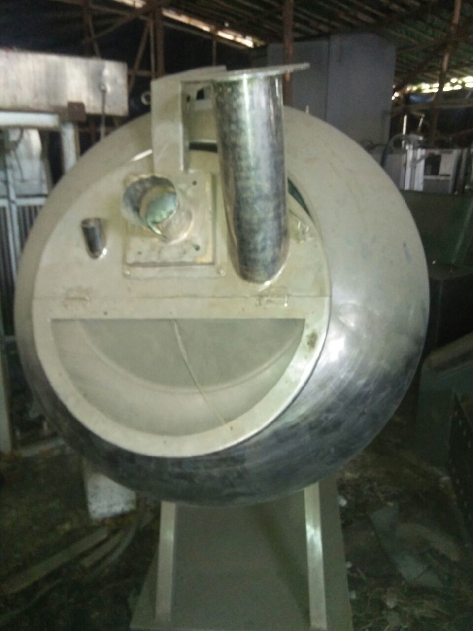 Conventional Coating Plant - 48 inch