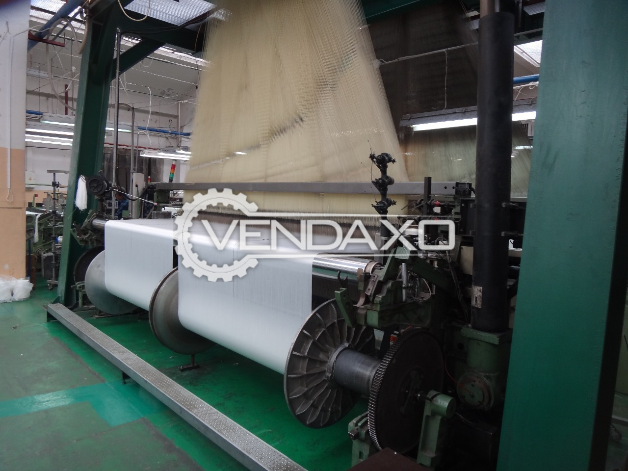 Picanol omni f 4 j loom machine 2