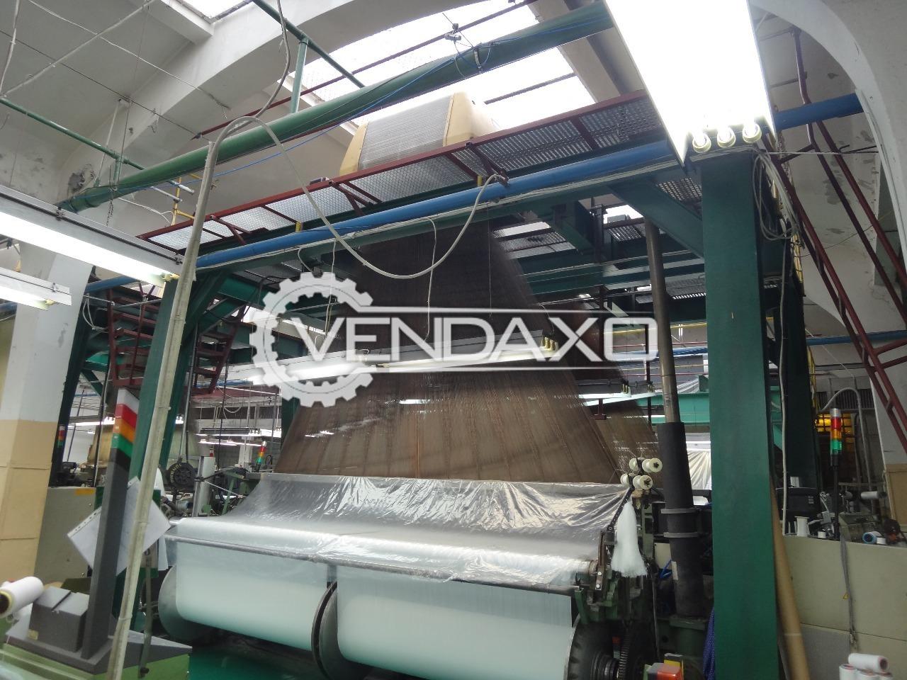 Picanol omni f 4 j loom machine 3