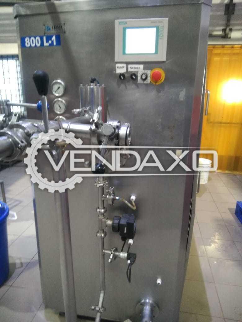 IDMC Make 800L Freezer - 2011 Model