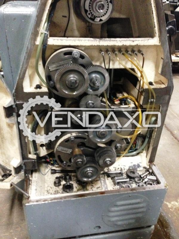 Koepfer 172 gear hobbing machine 4