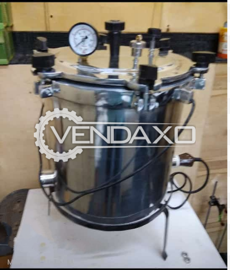 Indian Make Autoclave