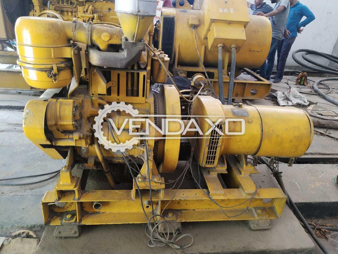 Kirloskar HA294 Diesel Generator - 15 kVA