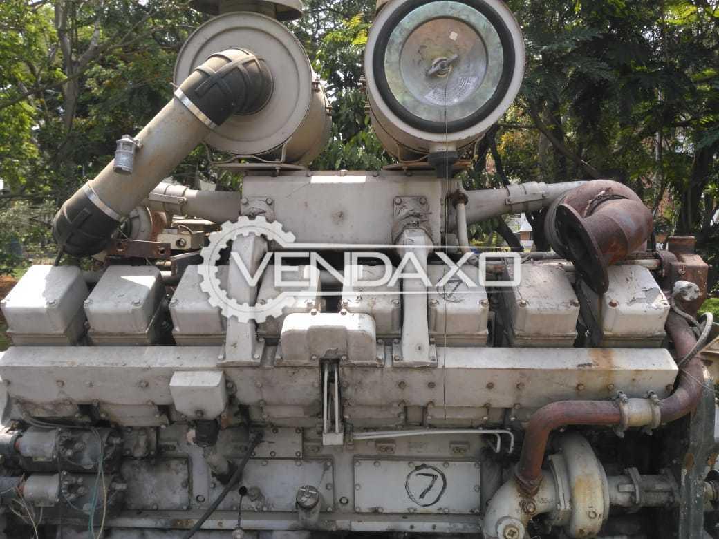 Cummins KTA 3067 G Diesel Generator - 1000 kVA