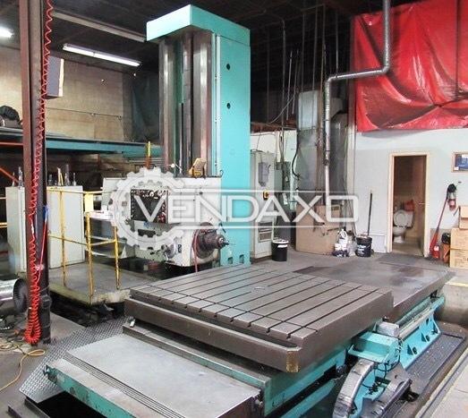 Tos whn13a cnc horizontal boring machine