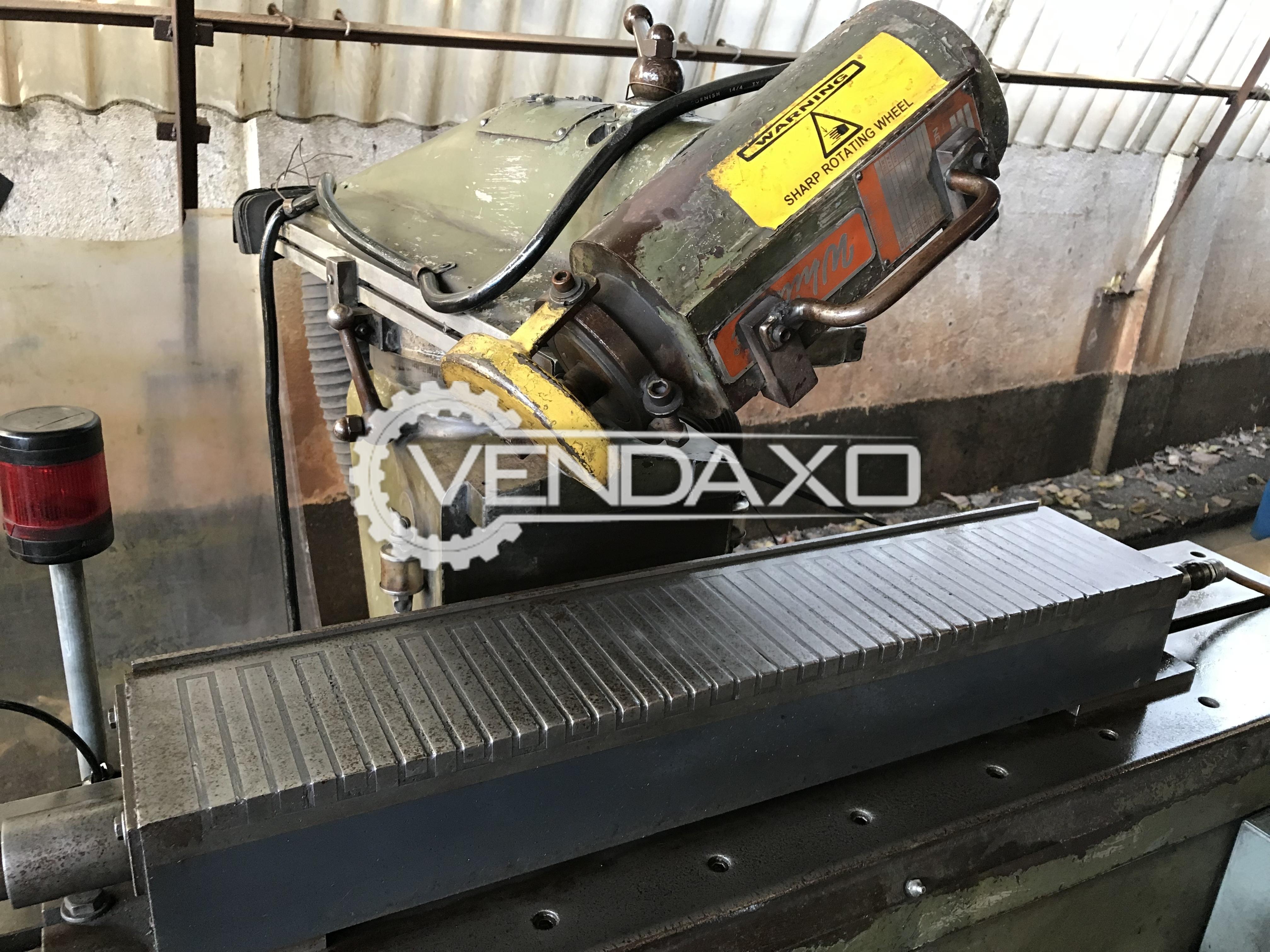 Apex broach grinding machine 2