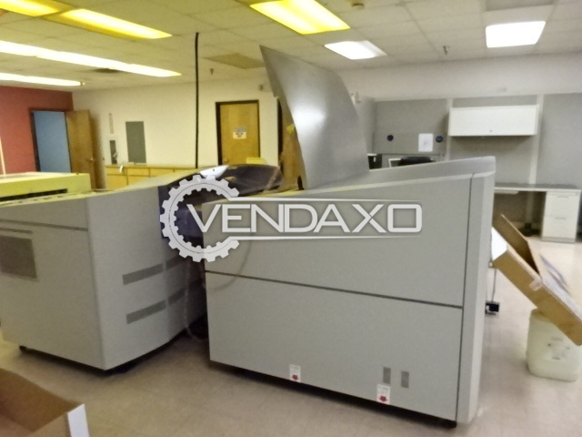 Available For Sale Screen PlateRite PT-R8000 Pre-Press Printing Machine - 1999 Model