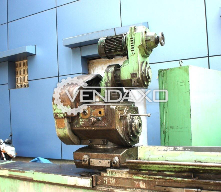 Cincinnati cylindrical grinding machine 3