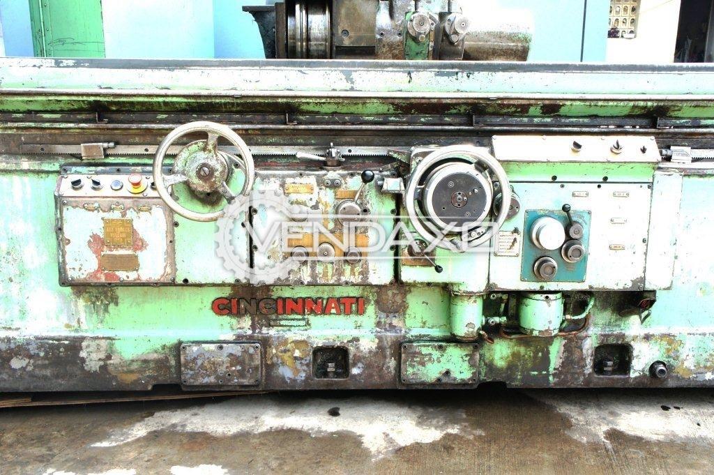 Cincinnati cylindrical grinding machine 5