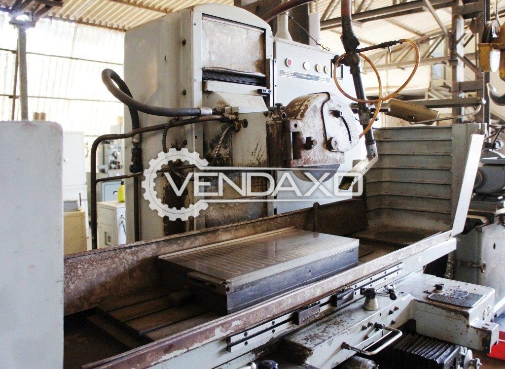 Blohm hfs 6 surface grinding machine 2