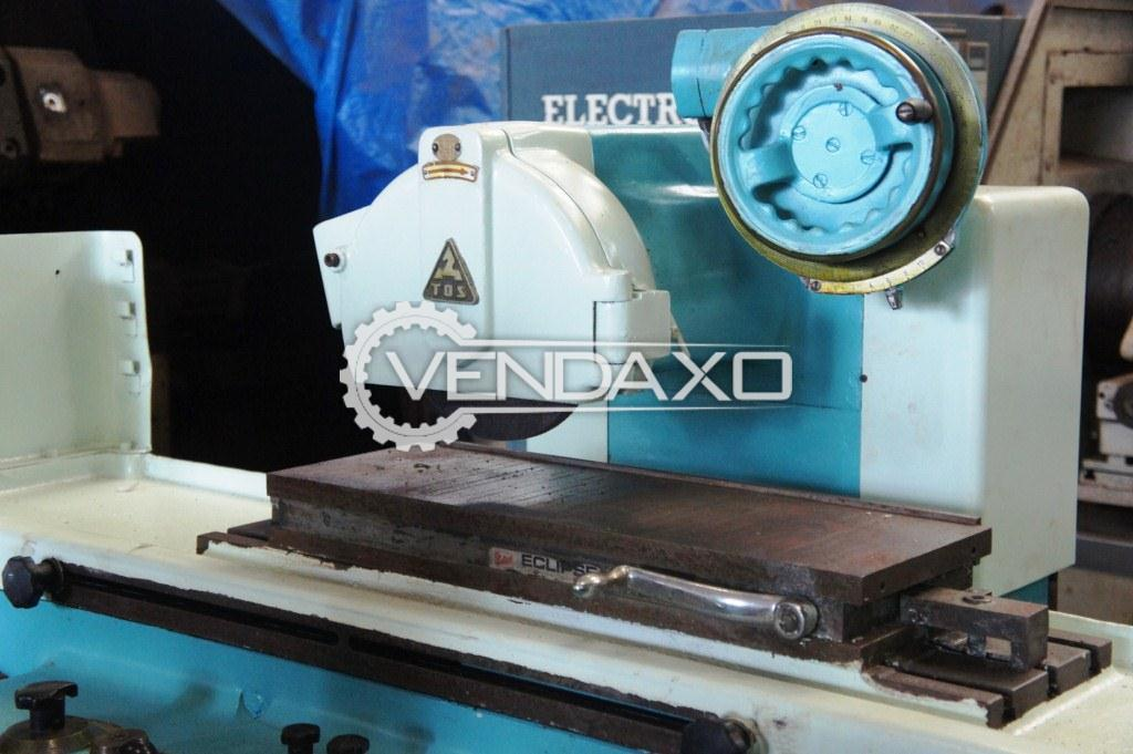 Tos bph 20 surface grinding machine