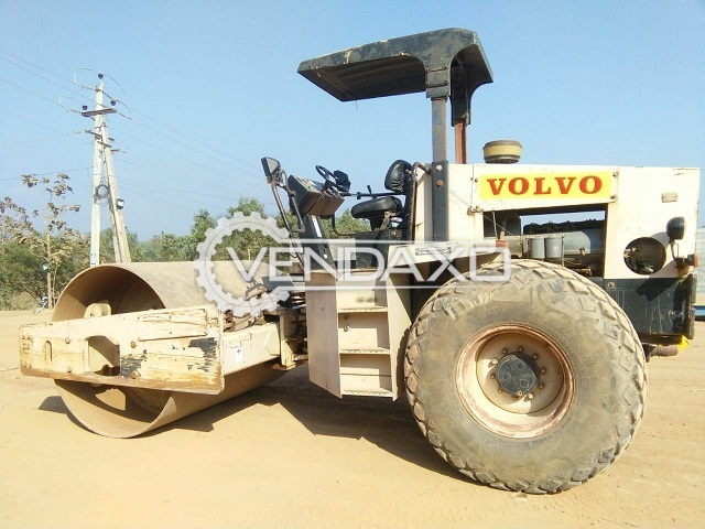 Volvo SD-110 Soil Compactors - 99 KW, 2007 Model