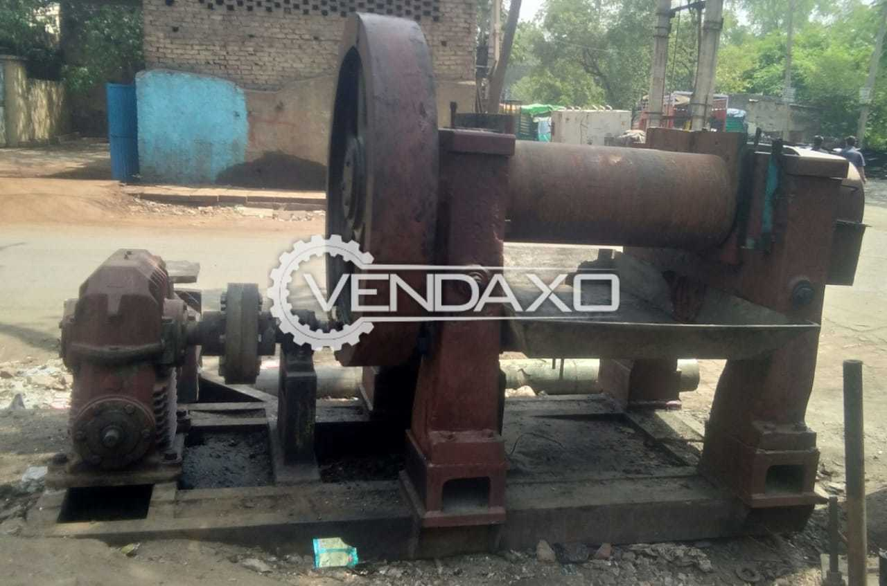 Rubber Mixing Mill - Size - 14 X 36 Inch