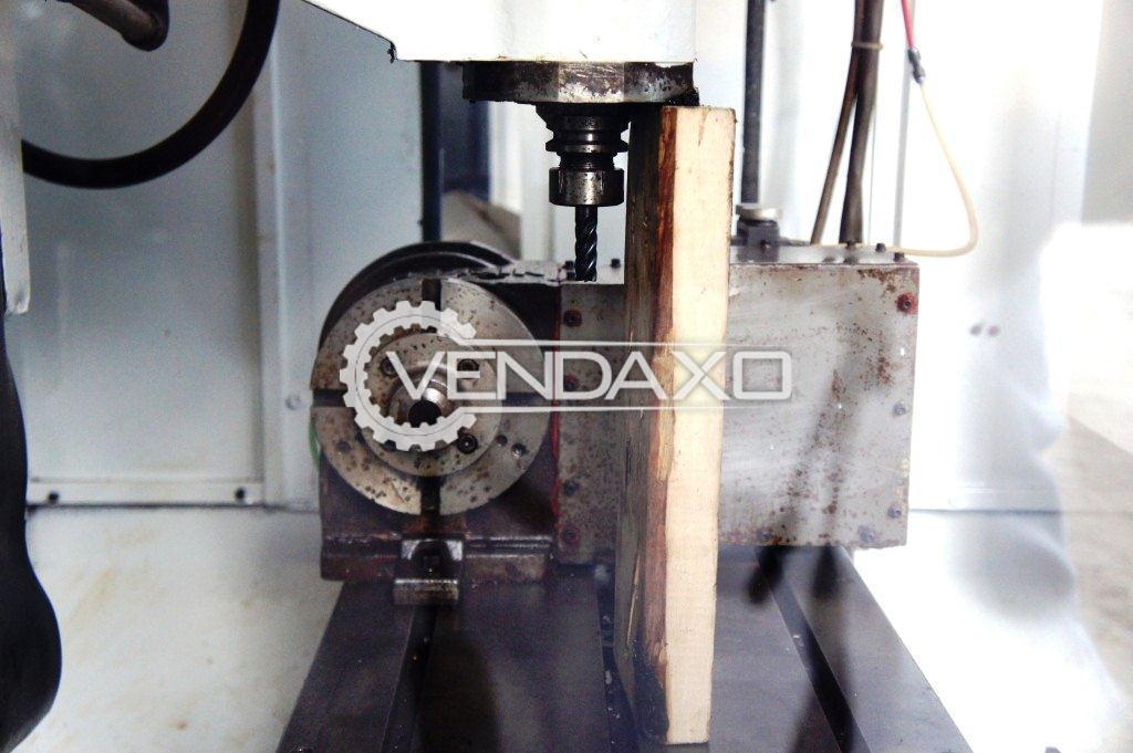 Fanuc robodrill   t14ia cnc vertical machining center 2