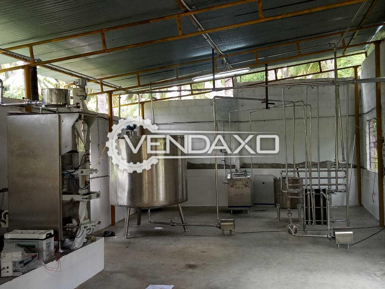 Used Other Dairy Milk Processing Plant for Sale | Buy or