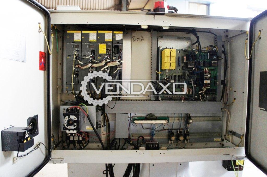 Fanuc robodrill   t14ia cnc vertical machining center 4