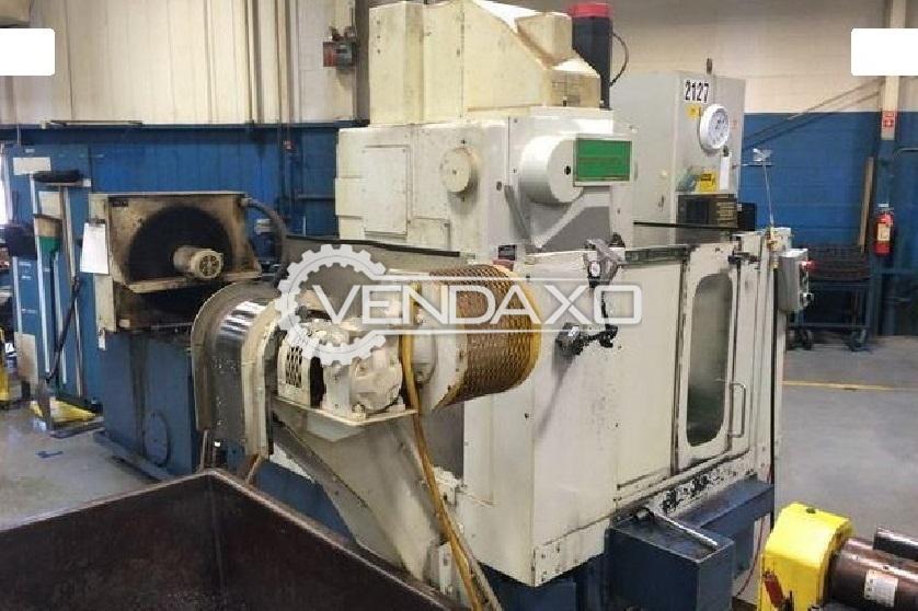 Fellows fs400 90 cnc gear shaping machine   6 axis 2