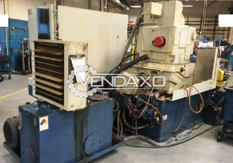 Fellows fs400 90 cnc gear shaping machine   6 axis 3