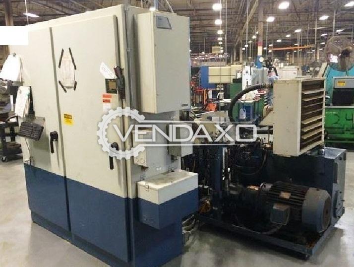 Fellows fs400 90 cnc gear shaping machine   6 axis 4