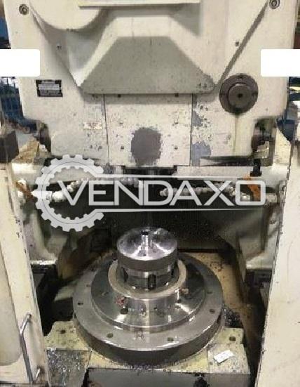 Fellows fs400 90 cnc gear shaping machine   6 axis 5