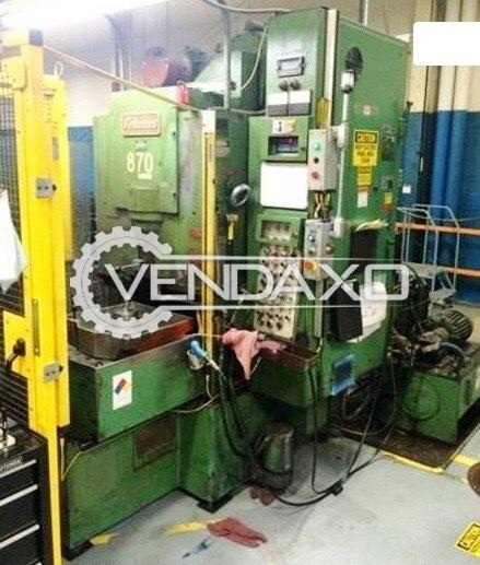 Fellows 10 2 high speed gear shaping machine
