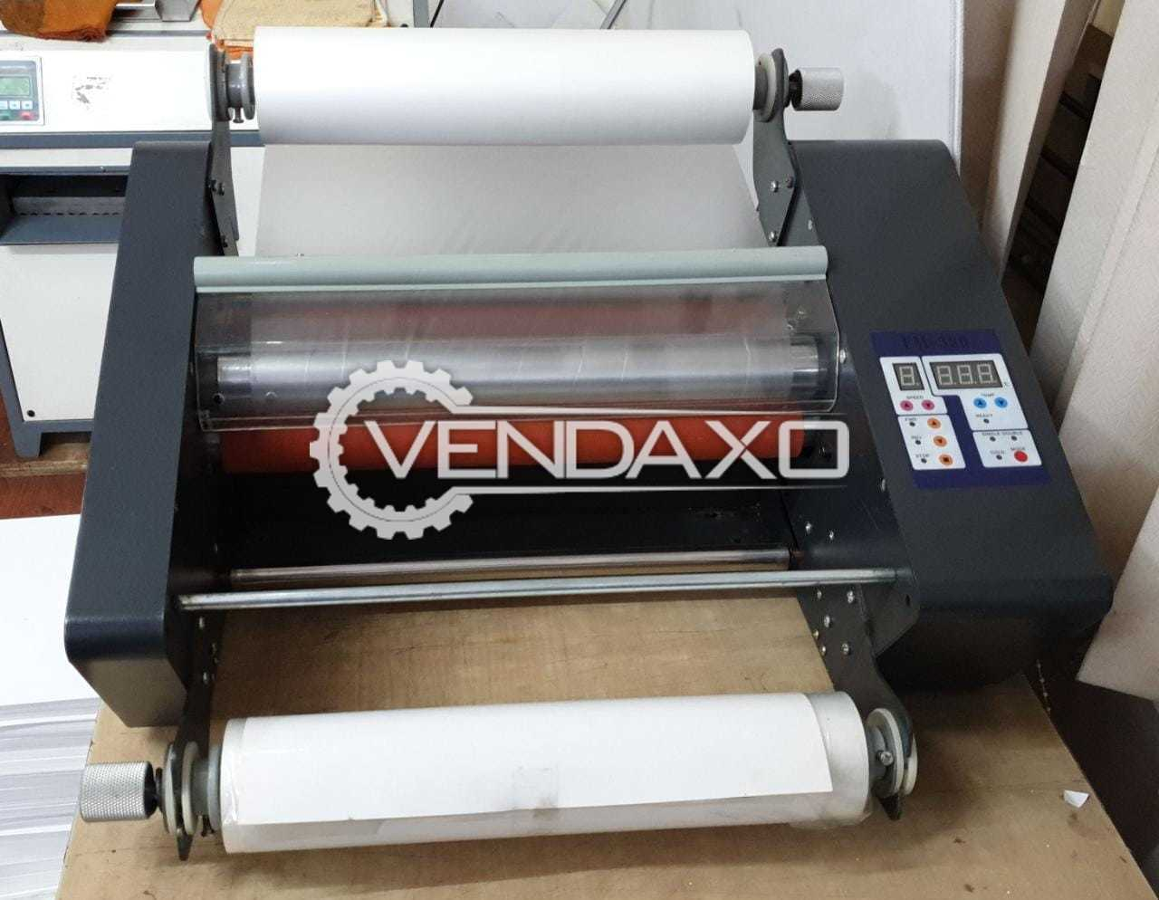 China Make Hot Roll Laminator Machine - 2019 Model