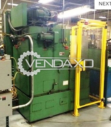 Fellows 10 2 high speed gear shaping machine 4