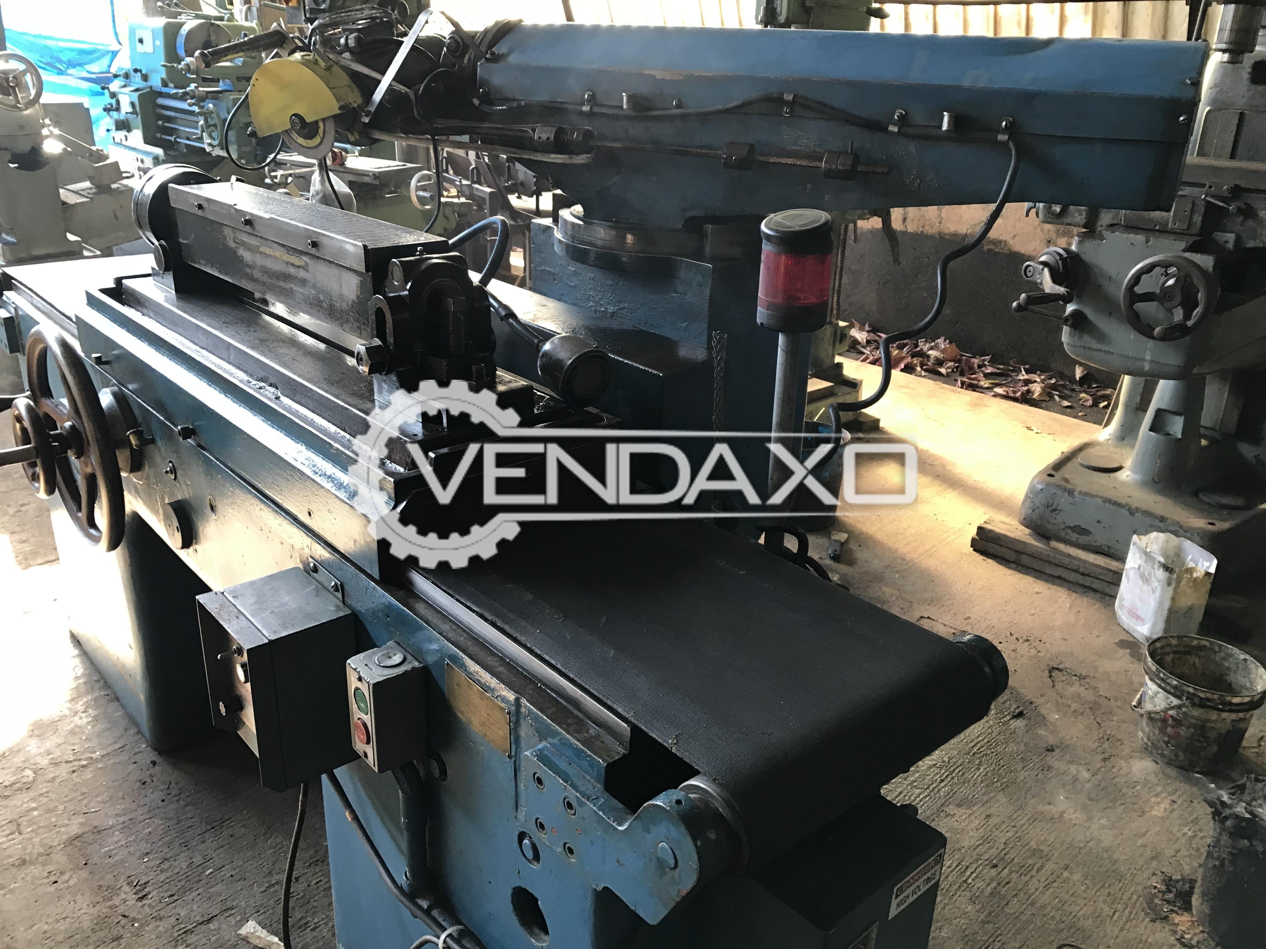 Lapointe broach grinding machine 2