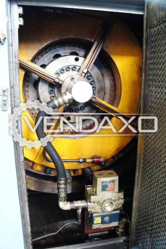 Sakamura bp 430a bolt former machine 5