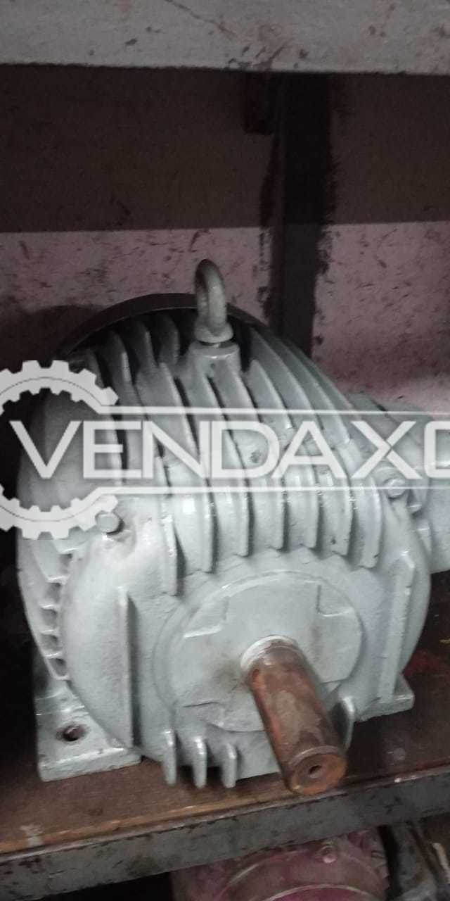 Available For Sale Refurbished Kirloskar Make Induction Motor - 5 HP