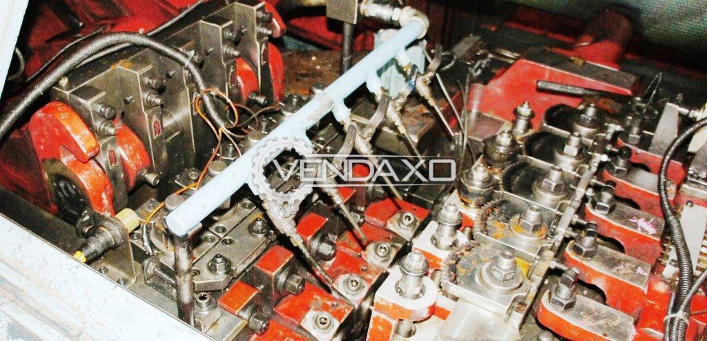 Chun zu cbp 105s bolt former machine   5 die 3